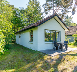 2 persoons bungalow Veluwe