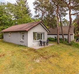 2 persoons bungalow op de veluwe