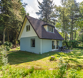 4 persoons bungalow Veluwe 1