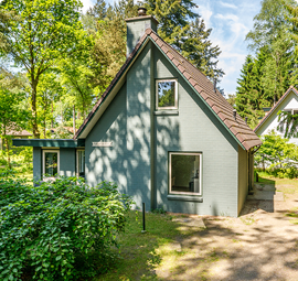 6 persoons bungalow Veluwe