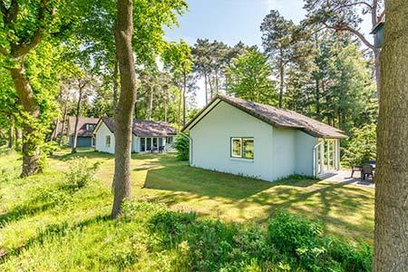 midweek bungalow veluwe
