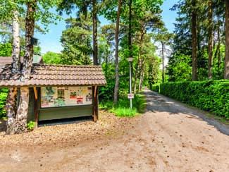 vakantie op de veluwe Rietberg Epe